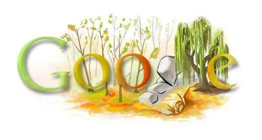 Corat-coret Logo Google Berhadiah Rp 405 Juta, Mau?