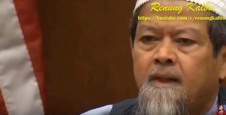 Jangan Nangis, Ini Kisah Seorang Ayah Muslim Beri Maaf Pelaku Pembunuhan Anaknya