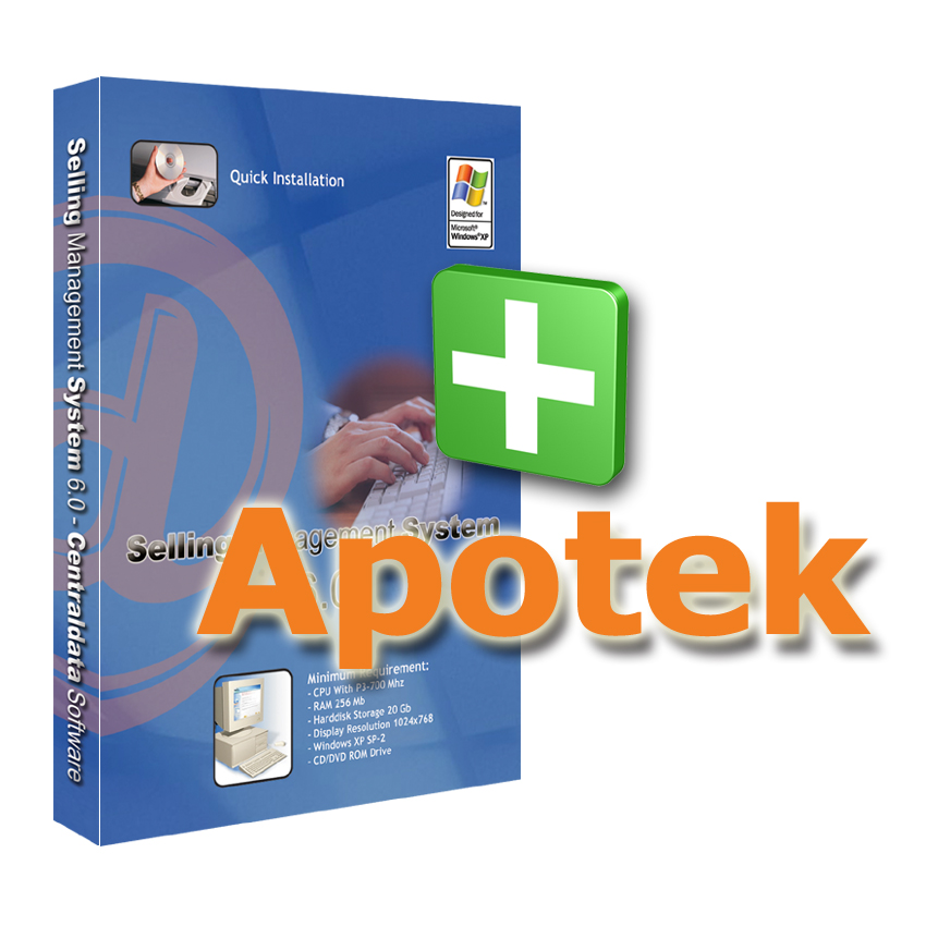 Software Apotek